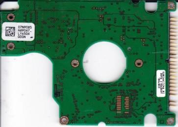 IC25N040ATCS04-0, PN 08K1089, 07N9085 H69067_, IBM 40GB IDE 2.5 PCB