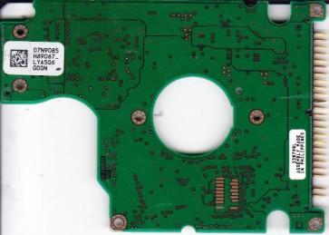 IC25N040ATCS04-0, PN 07N8364, 07N9085 H69067_, IBM 40GB IDE 2.5 PCB
