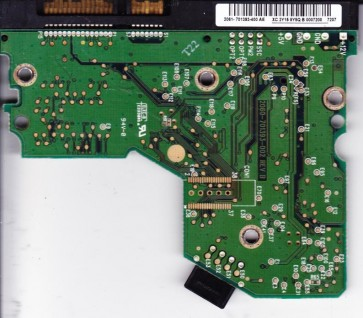 WD3200JS-60PDB0, 2061-701393-400 AE, WD SATA 3.5 PCB