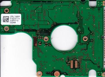 DARA-206000, PN 31L9820, 25L1689 F42377A, IBM 6GB IDE 2.5 PCB