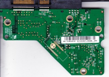 WD10EAVS-00D7B1, 2061-701590-A00 AC, WD SATA 3.5 PCB