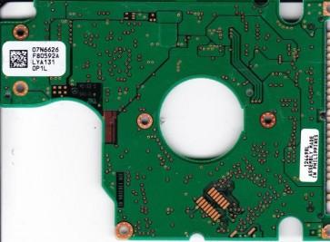 DJSA-220, PN 07N6619, 07N6626 F80592A, IBM 20GB IDE 2.5 PCB