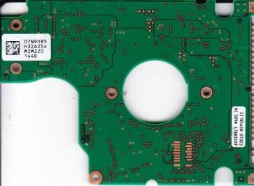 IC25N030ATCS04-0, 07N9085 H32625A, PN 07N8326, Hitachi 30GB IDE 2.5 PCB