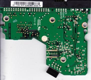WD800BB-00JHC0, 2061-701292-000 AV, WD IDE 3.5 PCB