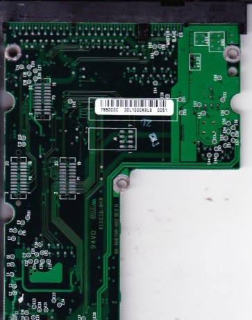 WD136AA-00AAA4, 61-600788-003 C, WD IDE 3.5 PCB