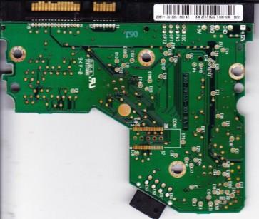 WD1600JS-75MHB0, 2061-701335-800 AE, WD SATA 3.5 PCB