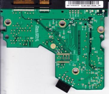 WD2500YS-01SHB1, 2061-701335-200 AC, WD SATA 3.5 PCB