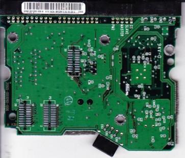 WD600AB-22CDB0, 2061-001092-200 A, WD IDE 3.5 PCB