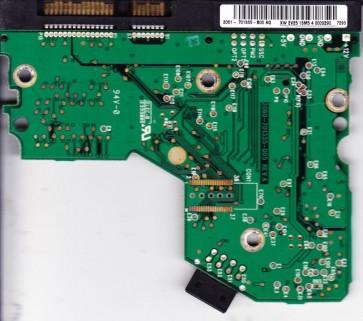 WD1600JS-60NCB1, 2061-701335-B00 AQ, WD SATA 3.5 PCB