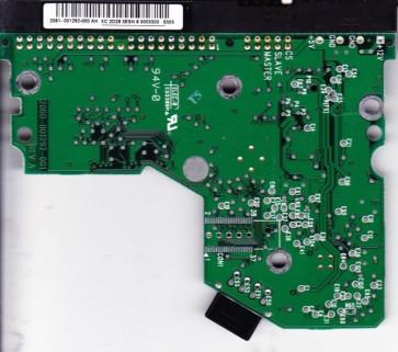 WD800BB-00JHA0, 2061-001292-000 AH, REV A, 001 REV A, WD IDE 3.5 PCB