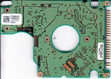 DJSA-220, PN 07N6656, 07N6626 F80592A, IBM 20GB IDE 2.5 PCB