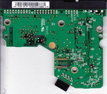 WD800BB-00JHC0, 2061-701292-000 AP, WD IDE 3.5 PCB
