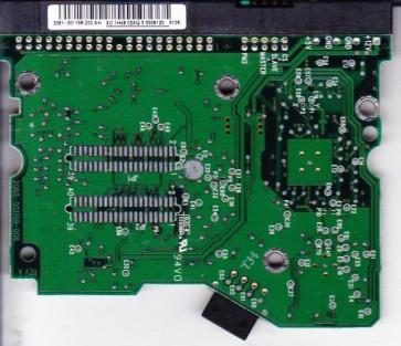 WD800LB-55DNA0, 2061-001159-200 AH, WD IDE 3.5 PCB