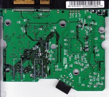 WD2000JD-00HBB0, 2061-001267-000 AH, WD SATA 3.5 PCB