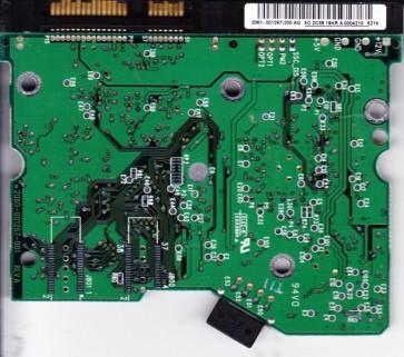 WD2500JD-75HBB0, 2061-001267-200 AG, WD SATA 3.5 PCB