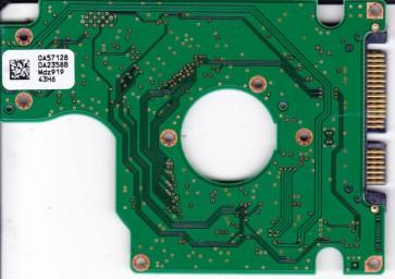 HTS543225L9A300, 0A57128 DA2358B, 0A73475, DA2352, Hitachi SATA 2.5 PCB