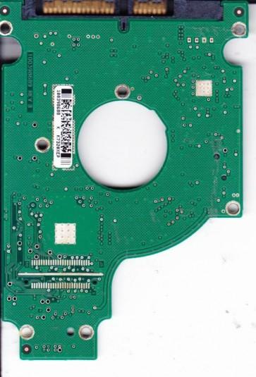 ST9100828AS, 9S113E-020, 3.BHD, 100398688 K, Seagate SATA 2.5 PCB