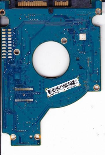 ST9320423AS, 9HV14E-022, 0005HPM1, 100537087 M, Seagate SATA 2.5 PCB