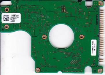 IC25N080ATMR04-0, PN 08K0864, 14R9060 J41063D, Hitachi 80GB IDE 2.5 PCB
