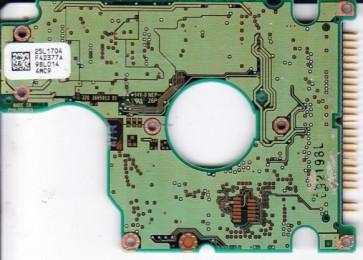 DARA-206000, PN 31L9749, 25L1704 F42377A, Hitachi 6GB IDE 2.5 PCB