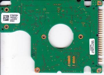 IC25N020ATCS04-0, 07N9084 H69067_, 07N8325, H32687, IBM IDE 2.5 PCB