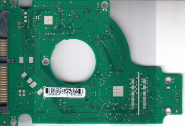 ST94813AS, 9W3172-030, 8.03, 100386640 B, Seagate SATA 2.5 PCB