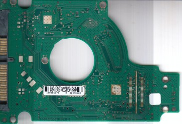 ST94813AS, 9W3172-055, 3.06, 100366370 J, Seagate SATA 2.5 PCB