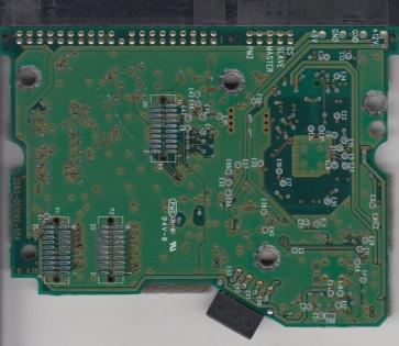WD136AA-75AFA0, 61-600843-000 GD9, WD IDE 3.5 PCB
