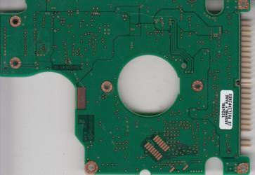 DJSA-205, 07N6627 F80595_, PN 07N6454, IBM 5GB IDE 2.5 PCB