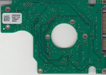 HTS543216L9SA00, 0A54346 DA2110A, 0A57303, DA2387, Hitachi SATA 2.5 PCB