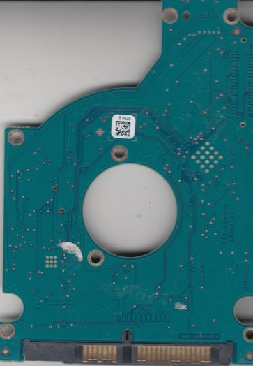 ST9750422AS, 9RW14G-566, 0001BSM1, 9766 E, Seagate SATA 2.5 PCB
