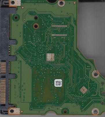 ST31000528AS, 9SL154-034, CC45, 4772 M, Seagate SATA 3.5 PCB