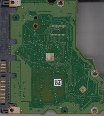 ST31000528AS, 9SL154-515, CC44, 4772 M, Seagate SATA 3.5 PCB