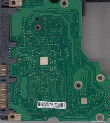 ST3500320NS, 9CA154-302, SN06, 100477122 J, Seagate SATA 3.5 PCB