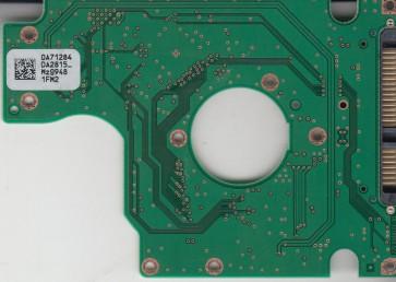 HTS723232L9A360, 0A71284 DA2815_, 0A58107, DA2862, Hitachi SATA 2.5 PCB