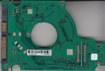 ST9100824AS, 9W3139-030, 8.03, 100366370 H, Seagate SATA 2.5 PCB