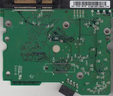 WD800JD-00JNC0, 2061-701293-B00 AN, WD SATA 3.5 PCB