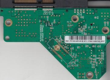 WD1600AVBS-63SVA0, 2061-701444-600 AD, WD SATA 3.5 PCB