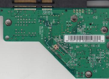 WD5000AAKS-00YGA0, 2061-701477-900 AB, WD SATA 3.5 PCB