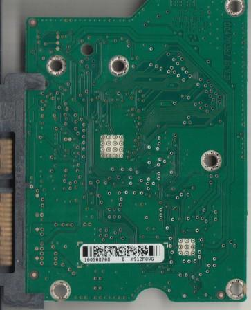 ST3160815AS, 9CY132-190, 4.AAA, 100508708 B, Seagate SATA 3.5 PCB