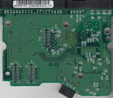 WD100EB-00BHF0, 0000 001068-004 F, WD IDE 3.5 PCB