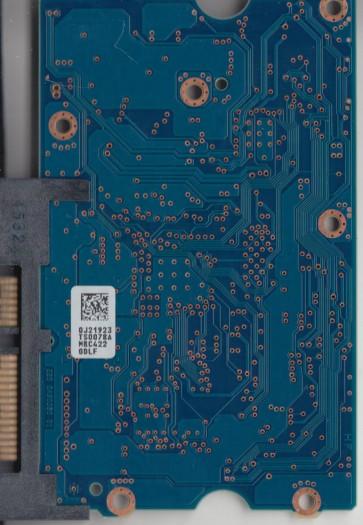 DT01ABA300, 0J21923 TS0078A, HDKPJ08A0A01 S, Toshiba SATA 3.5 PCB