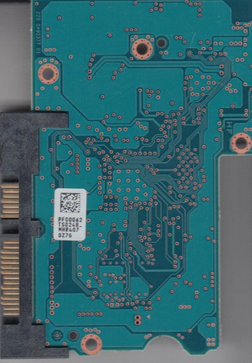 DT01ACA050, PF00062 TS0248_, HDKPC01A1A02 S, Toshiba SATA 3.5 PCB