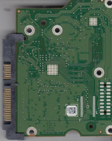 ST3250318AS, 9SL131-302, CC38, 5699 V, Seagate SATA 3.5 PCB