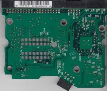 WD2000JB-00EVA0, 2061-001179-000 DE, WD IDE 3.5 PCB