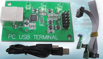 Seagate Terminal Adapter, PC-3000 Compatible, USB to SATA and IDE