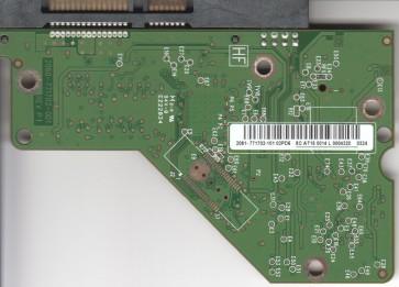 WD1002FAEX-00Y9A0, 2061-771702-101 02PD6, WD SATA 3.5 PCB