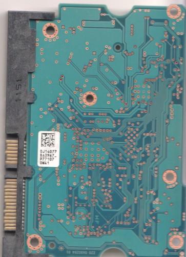 HDS5C3030ALA630, 0J14077 BA3967_, PN 0F12460, Hitachi 3TB SATA 3.5 PCB
