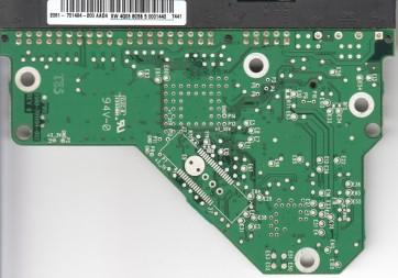 WD1600AAJB-00PVA0, 2061-701494-200 AAD4, WD IDE 3.5 PCB