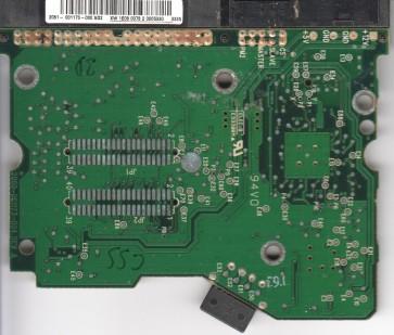 WD1200AB-22DYA0, 2061-001173-000 AD2, WD IDE 3.5 PCB